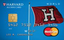 Harvard Alumni Card